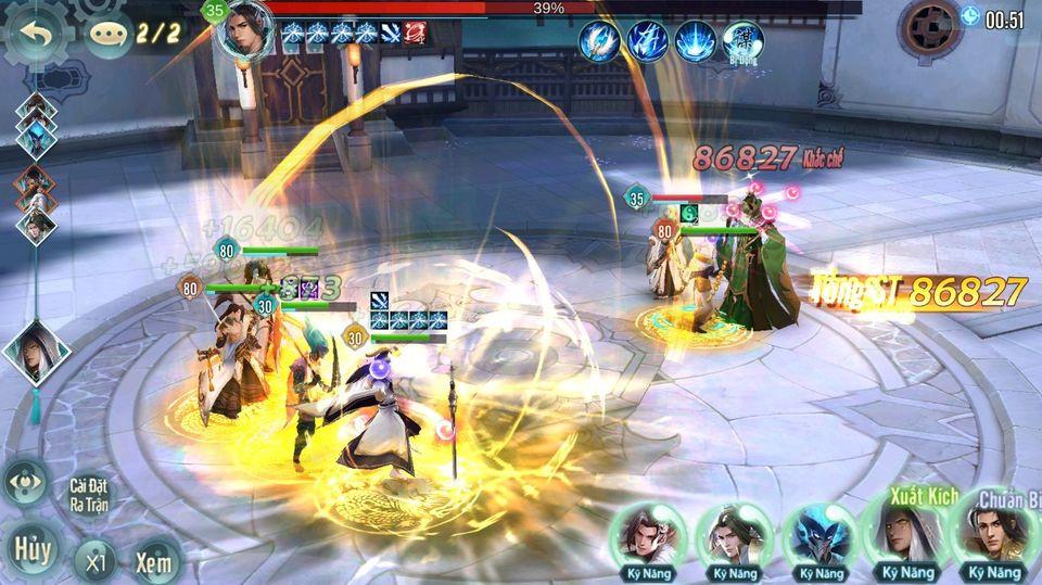 Nghịch Mệnh Sư – Game Tam quốc đồ họa 3D sắp được SohaGame phát hành