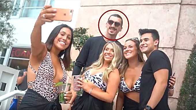 Xuất hiện Ibrahimovic phiên bản bóng rổ, khoác áo Bayern Munich