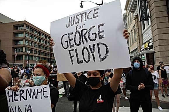 Jaylen Brown tổ chức biểu tình sau cái chết của George Floyd