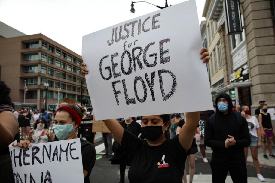 Biểu tình ủng hộ George Floyd diễn ra trên khắp nước Mỹ |JP88