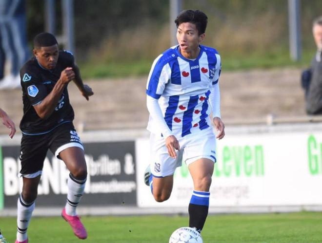 Văn Hậu sẽ hết hạn hợp đồng với Heerenveen vào hôm nay (30/6) |JP88