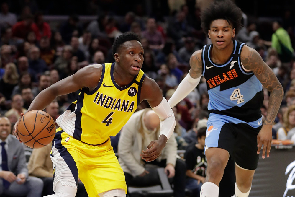 Victor Oladipo là ngôi sao số 1 Indiana Pacers |JP88