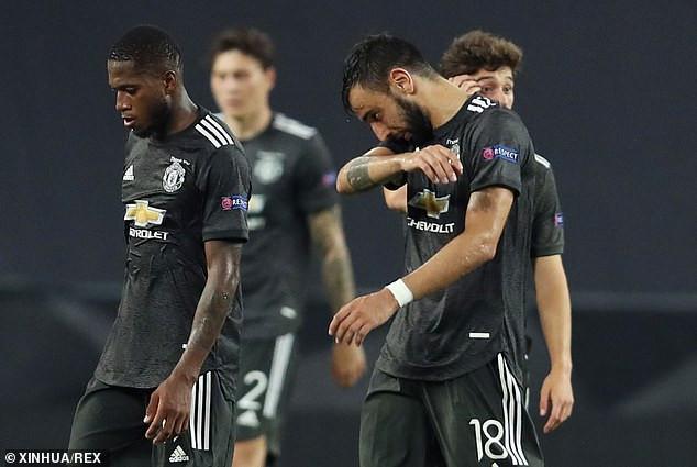 MU bị loại khỏi Europa League theo cách cay đắng |vua-the-thao
