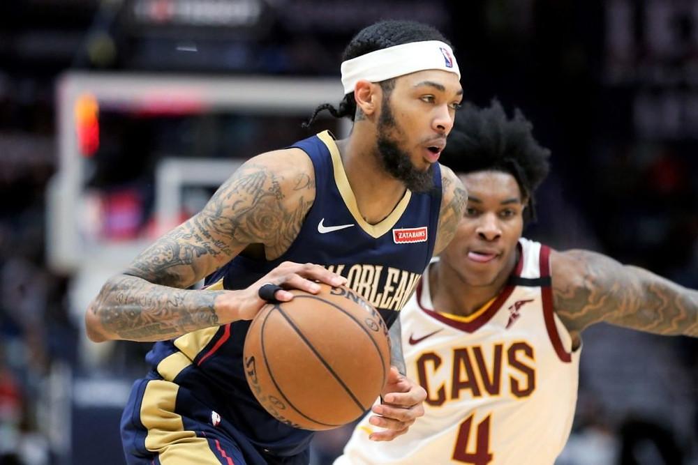 Brandon Ingram đang là ngôi sao sáng bên cạnh Zion và dàn cầu thủ trẻ của Pelicans |JP88