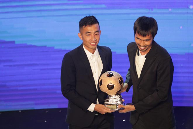 """Phùng Trọng Luân ẵm giải """"Quả bóng Đồng Futsal Việt Nam năm 2020"""""""