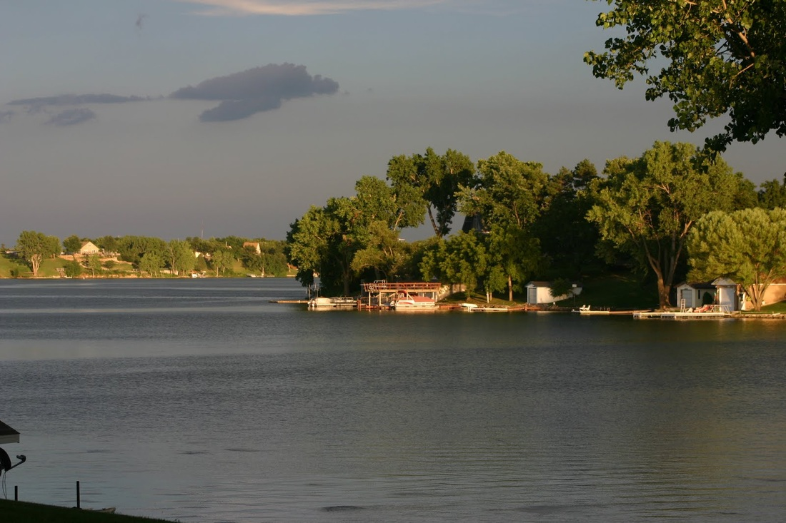 Council Grove City Lake