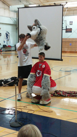 KC Wolf PTO