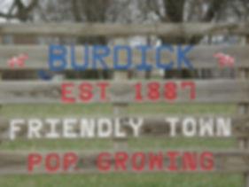 Burdick, KS