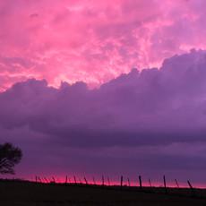#101  Morris County Sunset