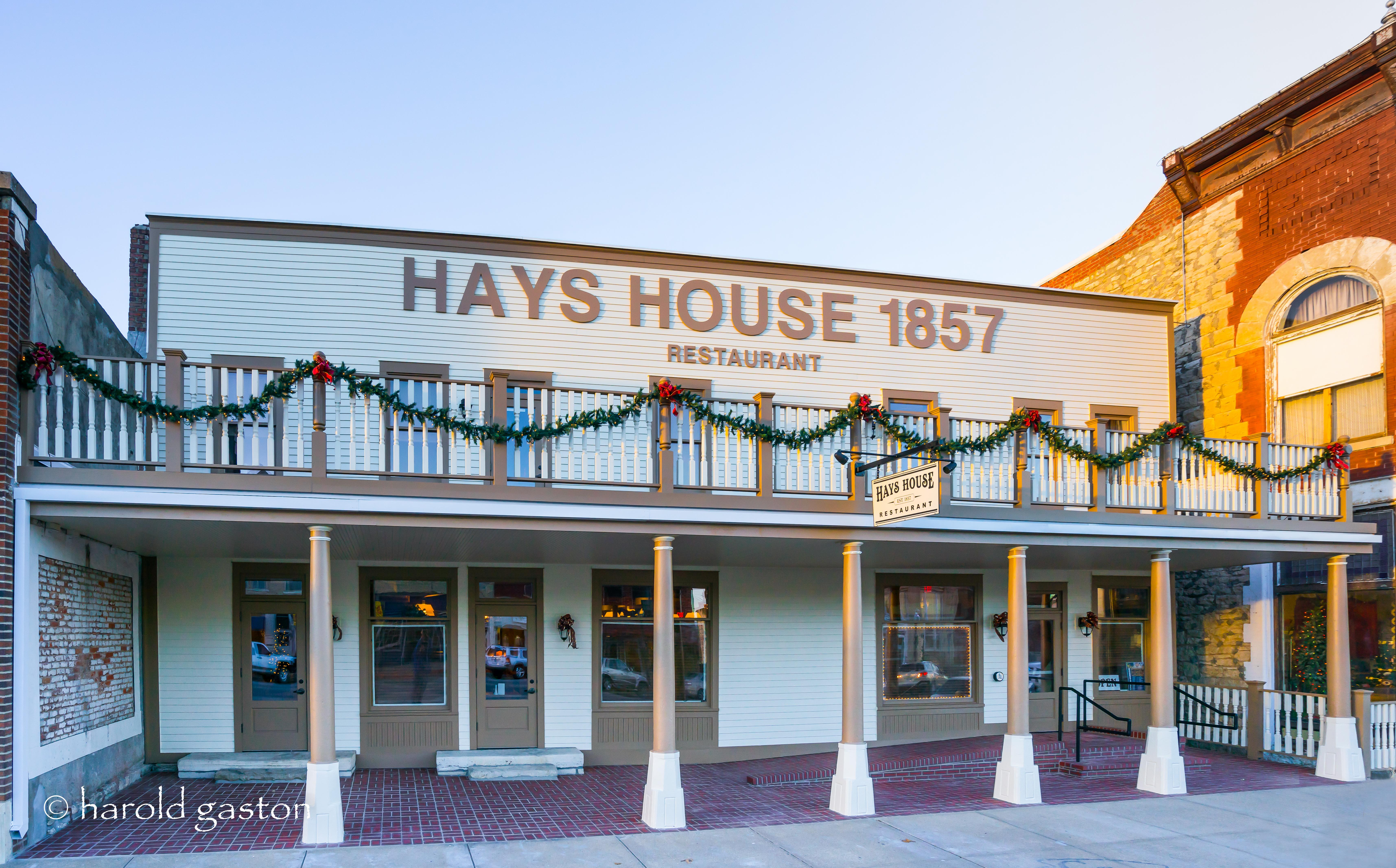 10. Hays House