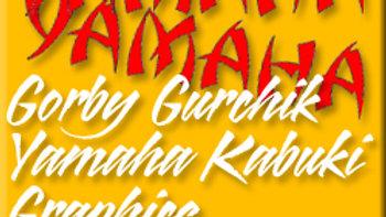 YAMAHA KABUKI GRAPHICS / PAIR