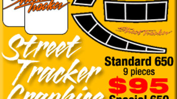 STREET TRACKER STOCK GRAPHICS 7 PIECE
