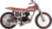 YAMAHA XS650 DIRT TRACK
