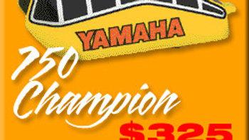 CHAMPION TANK 750