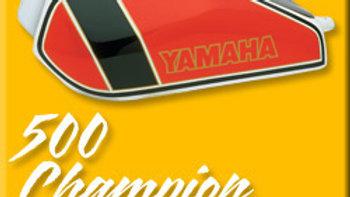 500 CHAMPION TANK