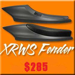 YAMAHA XS650 FENDER