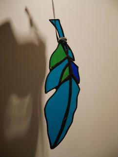 Veer van glas