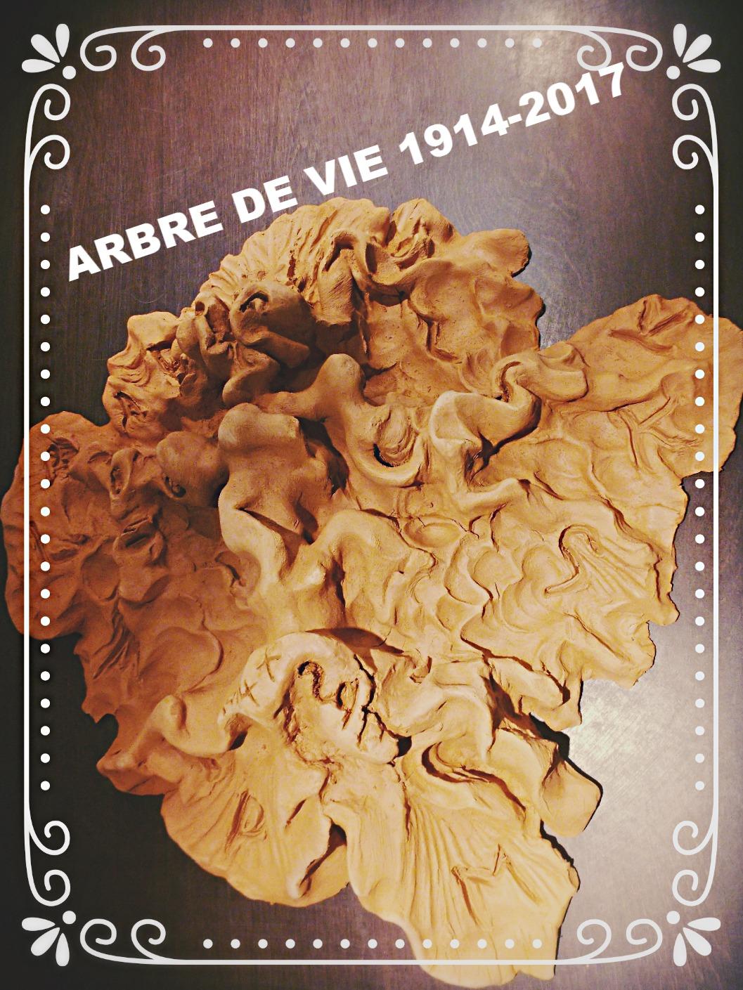 ARBRE DE VIE MAMY LUCIENNE 1914-2017