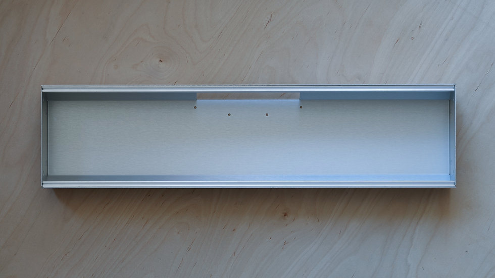 EU104 Anodized Aluminum