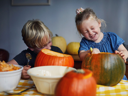 Halloween : la frousse sur nos frimousses !