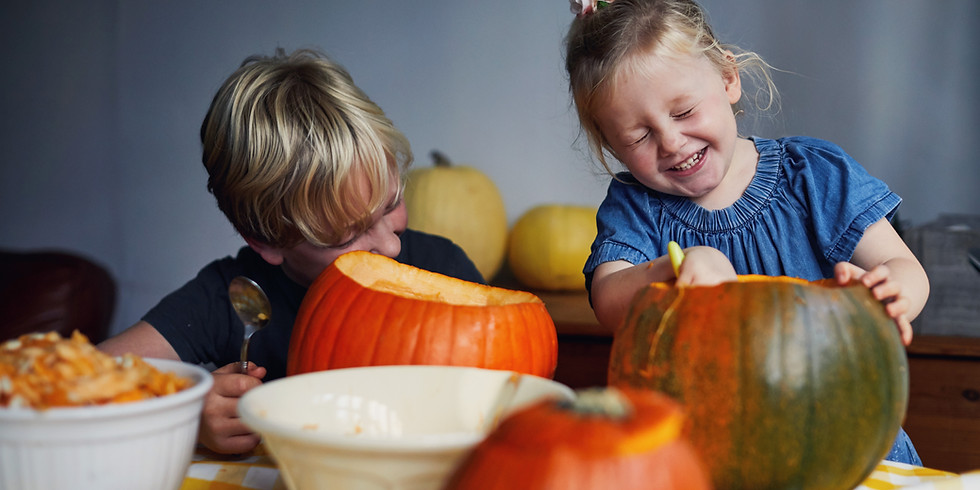 Children's Ministry Fall Harvest Party