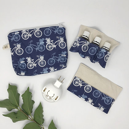 Wholesale Essential Oils Set - Bikes at Dusk