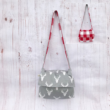 Stag | Messenger Tote