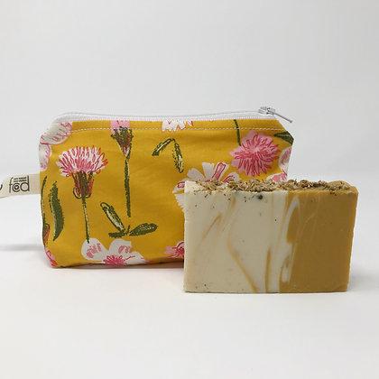 Wholesale Small Zipper Pouch - Perennial