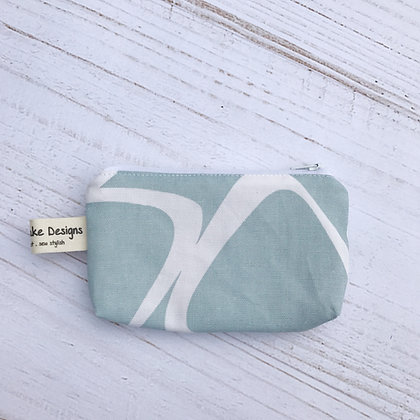 Small Zipper Pouch - Hannah