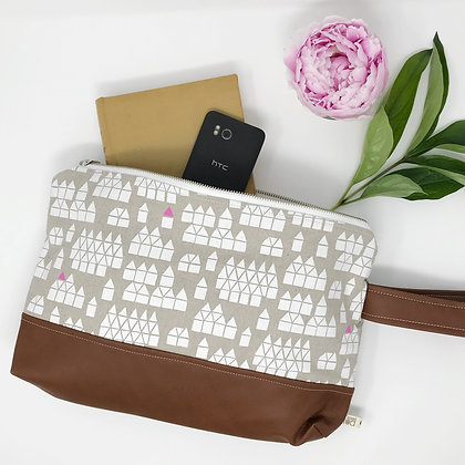 Wholesale Medium Clutch - Village