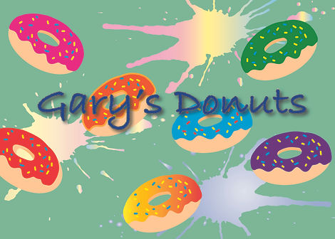 GARY'S DONUTS