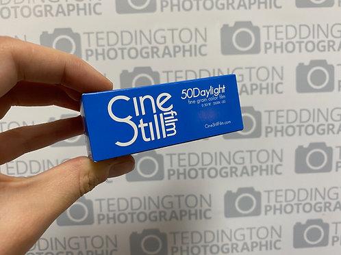 CineStill Film 50D 120