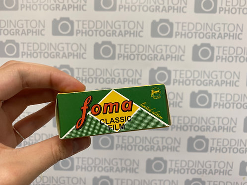 Foma Classic Film 120 - 100 Limited Edition