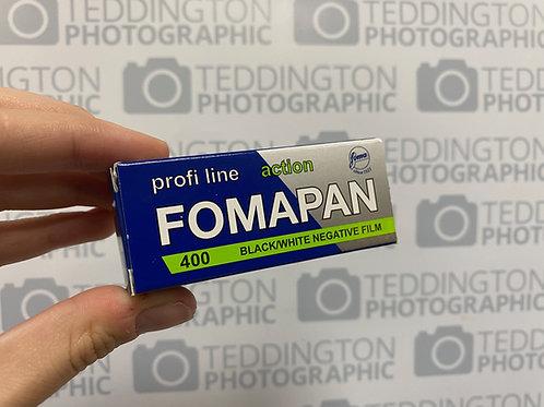 Fomapan Action 400 - 120