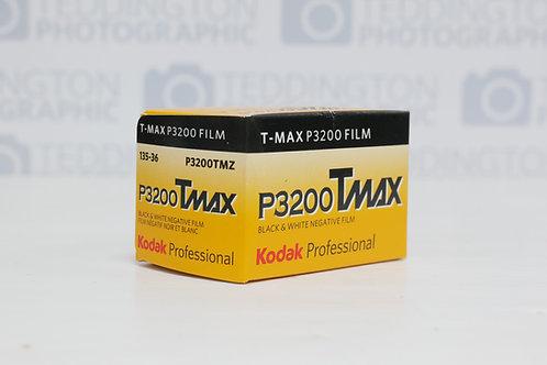 Kodak P3200 TMAX 35mm 36 exposures