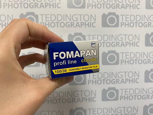 Fomapan Classic 100 135-36