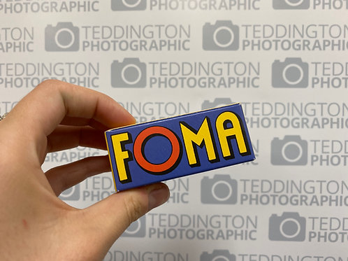 Foma Action Film 120 - 400 Limited Edition