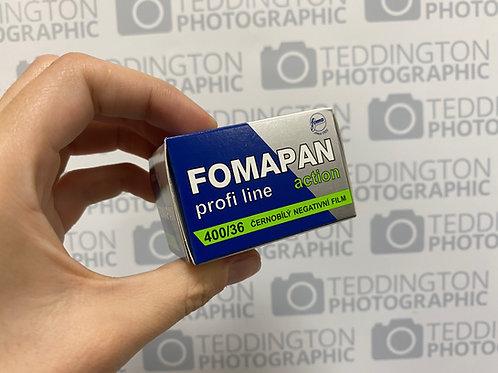 Fomapan Action 400 135-36