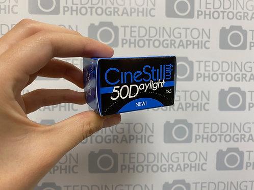 CineStill Film 50D 135- 36