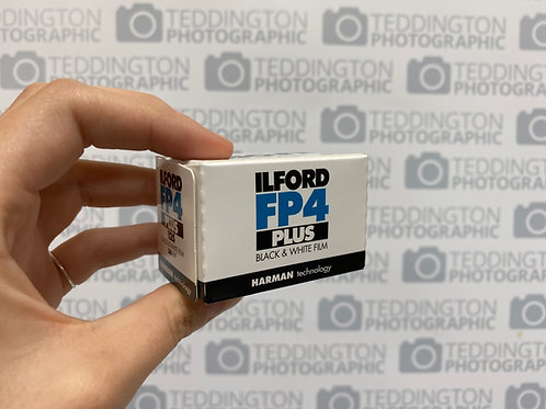 Ilford FP4 135- 36 Black and White Film