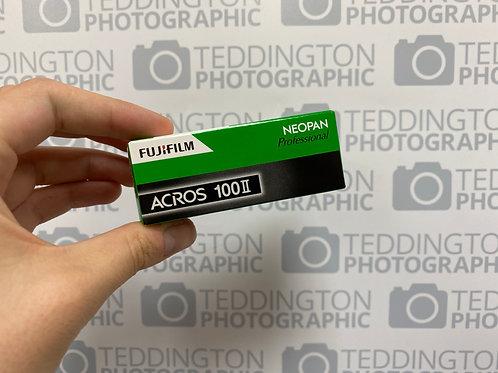 Fuijifilm Neopan Professional ACROS 100II 120