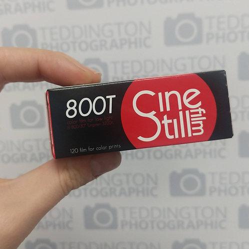 Cinestill Film 800T 120mm