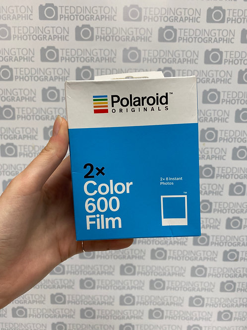 Polaroid Originals Color 600 Film Double Pack - EXPIRED 09/20