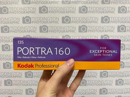 5x Kodak Portra 160 135 - 36