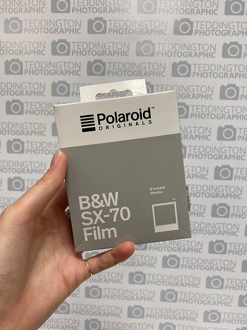 Polaroid Originals B&W SX-70 Film - EXPIRES 09/20