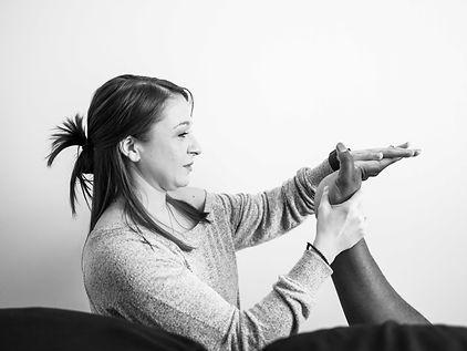 Reflexology at Restorative Medical Massage Therapy
