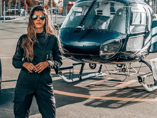 Pilot Luana Torres: