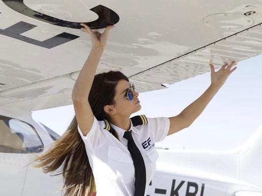 Pilot Marta: