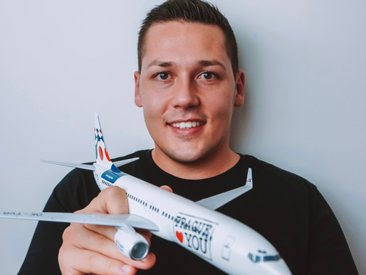 Pilot Tomas: