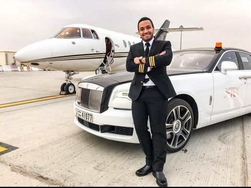 Pilot Mohamed: